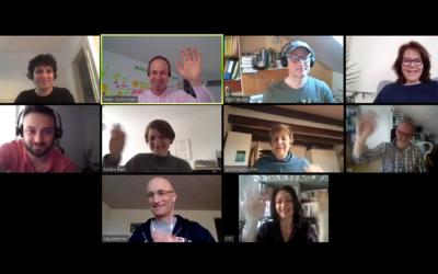 Remote-Workshop: Mit Kreativität und Technologie Distanzen überbrücken